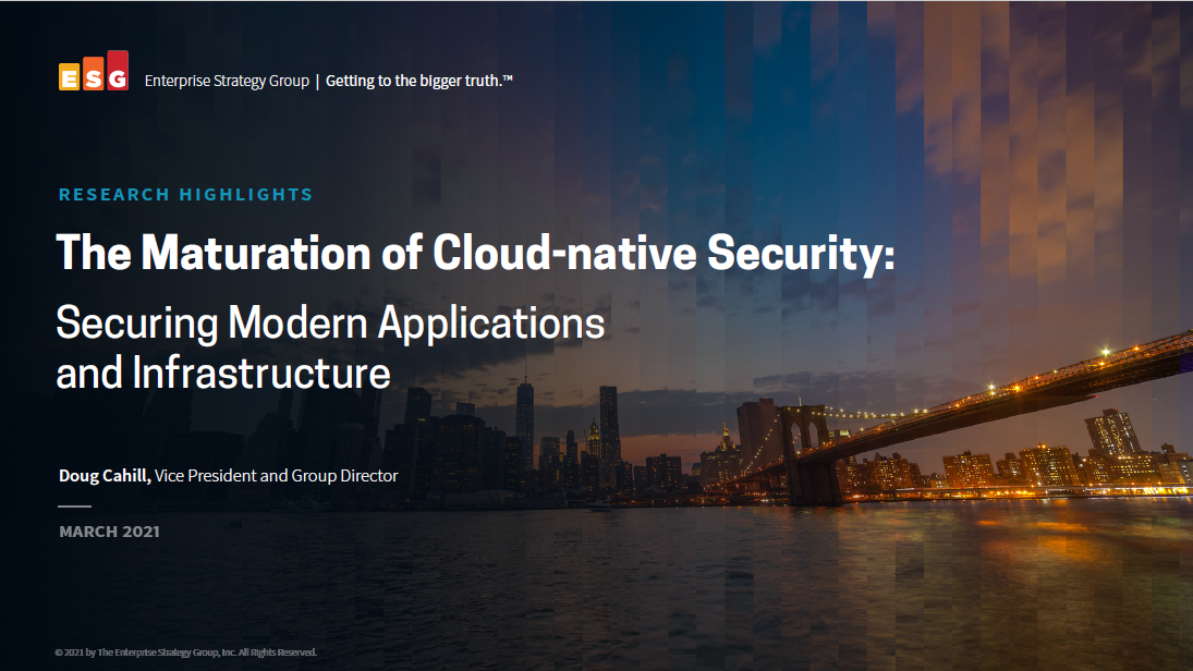 The Maturation of Cloud-Native Security