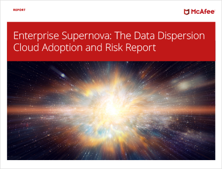 Data Dispersion Cloud Adoption and Risk Report